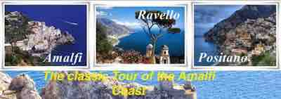 Pompeii and Amalfi Coast tours